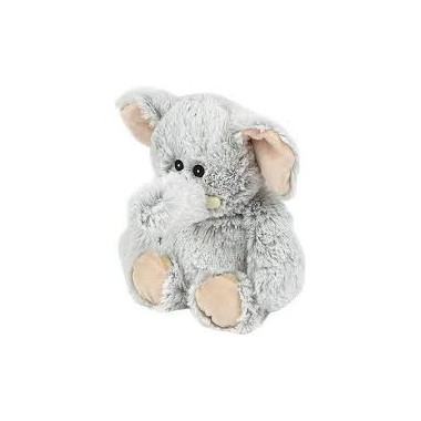 Cozy Peluches Bouillotte Grenouille SOFRAMAR