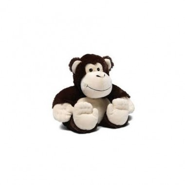 Cozy Peluches Bouillotte Ours Blanc SOFRAMAR
