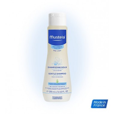 Shampoing doux MUSTELA