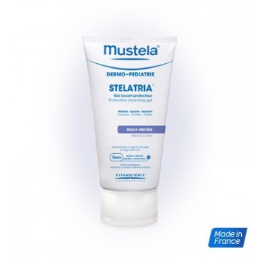 STELATRIA® Gel lavant protecteur MUSTELA