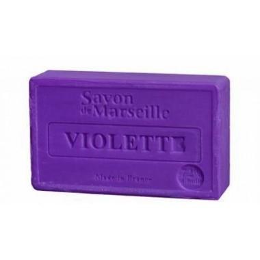 Savon De Marseille Parfum Violette 100g le Chatelard