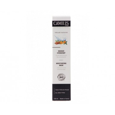 CAMILIS Masque hydratant 100 ml