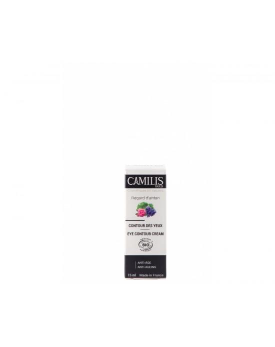 CAMILIS Crème contour des yeux anti age 15 ml