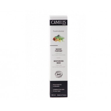 CAMILIS Masque purifiant 100ml