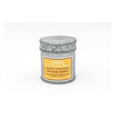 Le chatelard 1802 Bougie parfumée amande douce 100g
