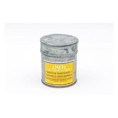 Le chatelard 1802 Bougie parfumée vanille patchouli 100g