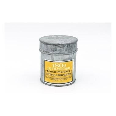Le chatelard 1802 Bougie parfumée musc blanc 100g